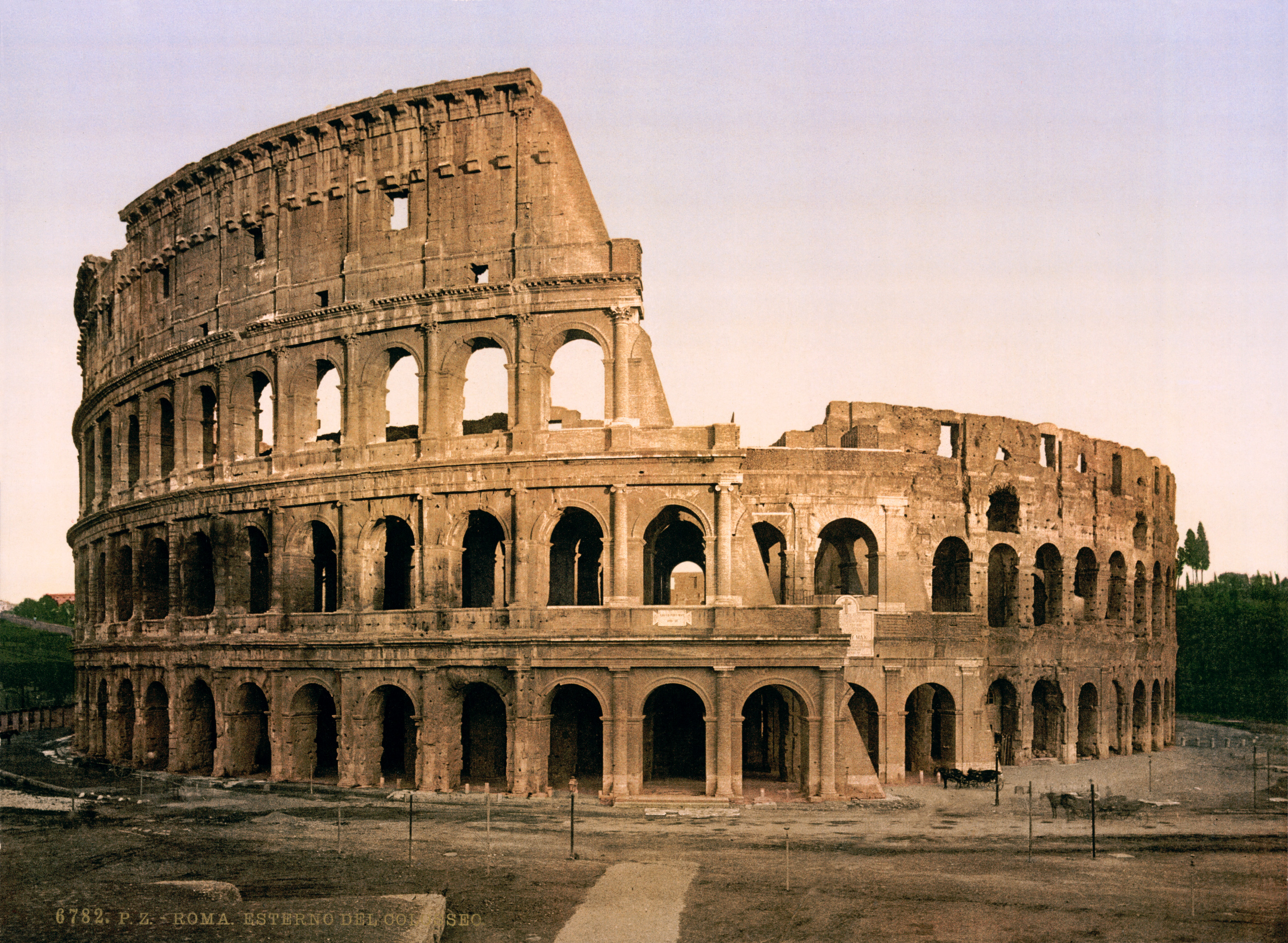 Roman Art Architecture Painting And The Human Figure