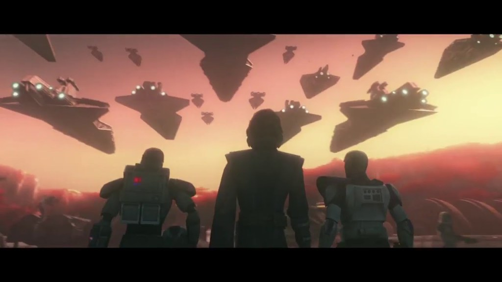 La serie animata The Clone Wars tornerà con 12 nuovi episodi.