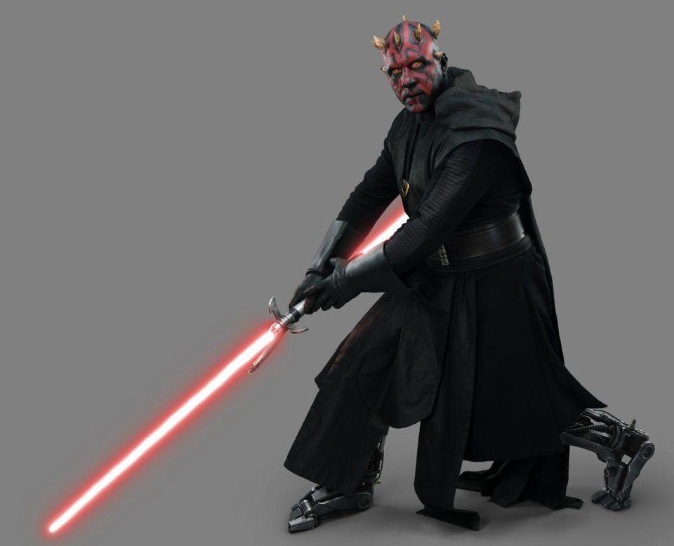 Immagini in esclusiva di Ray Park per il suo ritorno come Darth Maul in Solo: A Star Wars Story.