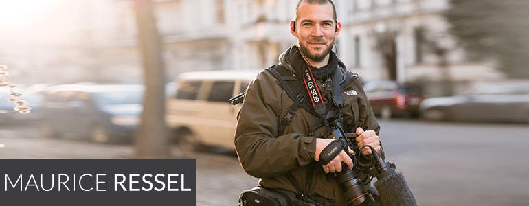 Heute zu Gast bei Petra on Tour: Maurice Ressel, mehrfach preisgekrönter und ausgezeichneter Fotograf und Videograf.