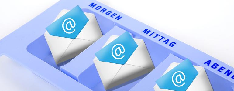 GFM Folge 426 Produktiv Geheimnisse 07: Produktiver mit Emails umgehen