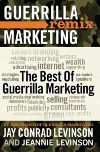 Guerrilla Marketing Remix book cover