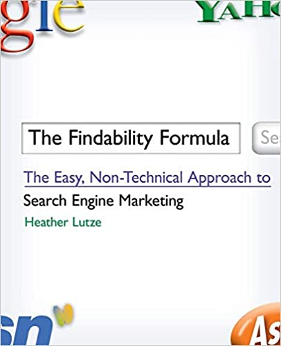 The Findability Formula book cover