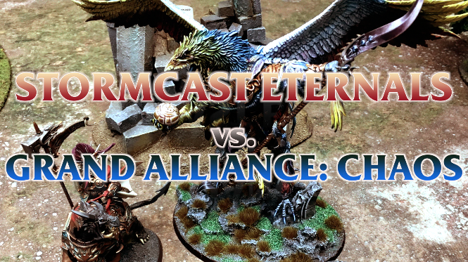 Battle Report – Warhammer: Age of Sigmar – Realms of Conflict Ep 28