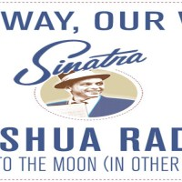 "1st Song of the Day: ""Fly Me to the Moon"" by Joshua Radin"