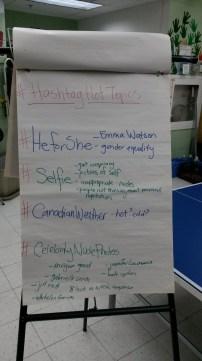 #HashtagHotTopics