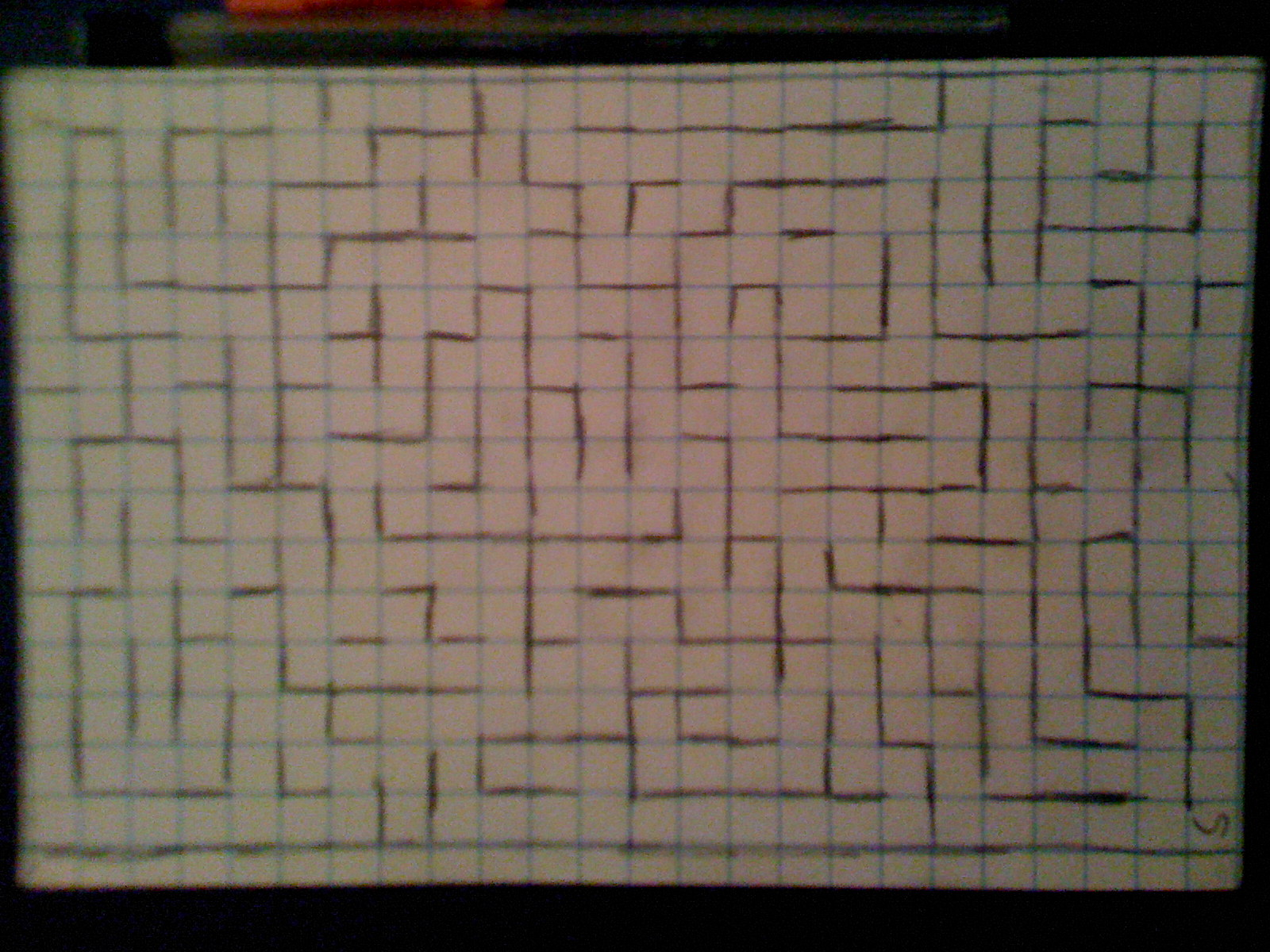 Mazes From Middle School