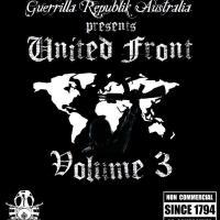 UNITED FRONT VOL 3: GUERRILLA REPUBLIK AUSTRALIA