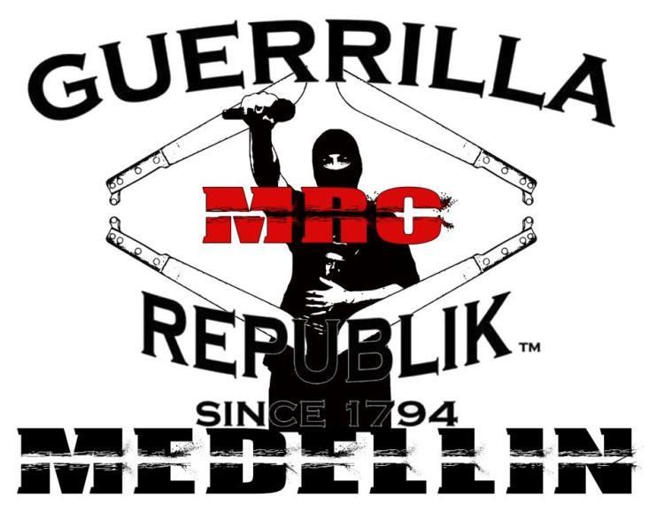 GUERRILLA REPUBLIK MEDELLIN
