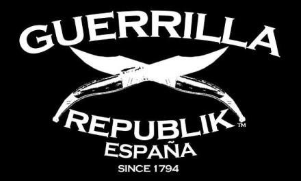 Lluvia Ácida EP ~ Bigg G Guerrilla Republik ( GUERRILLA REPUBLIK SPAIN )