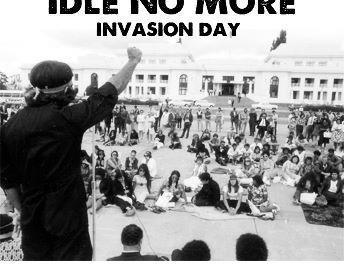 IDLE NO MORE: INVASION DAY , THE MIX-TAPE PRESENTED BY K-OTIC 1