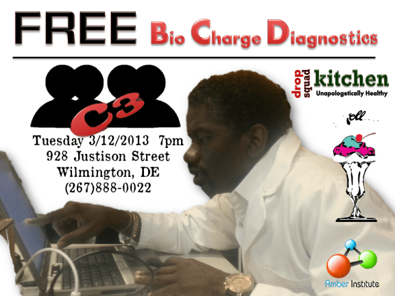 free bio charge readings