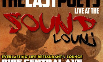 PRECISE SCIENCE PRESENTS: THE LAST POETS, LIVE AT THE SOUND LOUNJ JULY 13