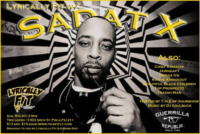 sadat x aug 8