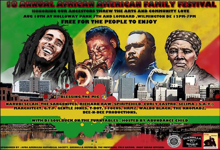 18 th annual african amercan festival