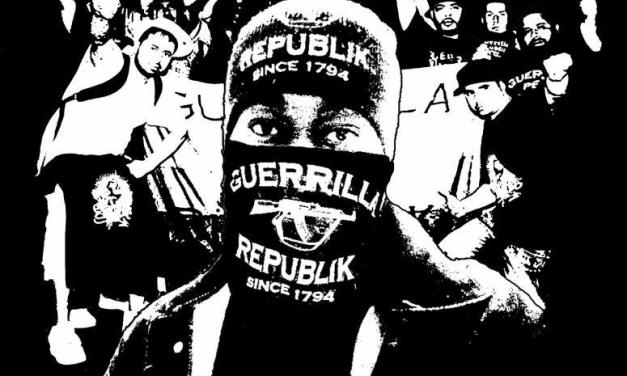 MADE WITH LOVE GUERRILLA REPUBLIK APPAREL BY RABB LOVE