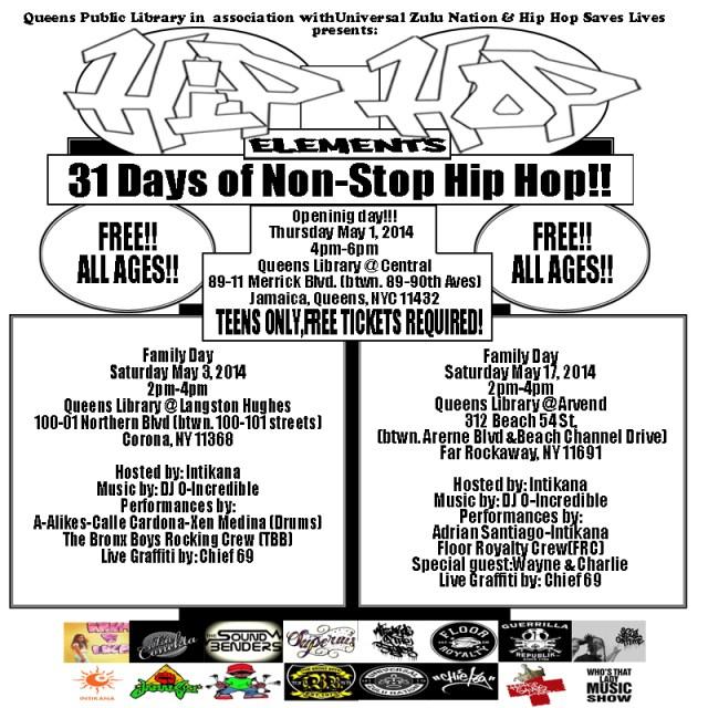 31 0ne days of hip hop 1