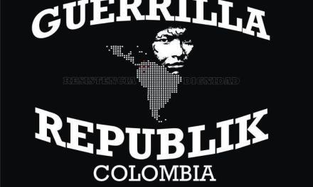 Guerrilla Republik Colombia-Para las calles latinas-(Clandestino Killa-El Indio Anti Ft.Dj Fast Cut)