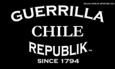 GUERRILLA REPUBLIK CHILE ~ SOLDIER KARAJO