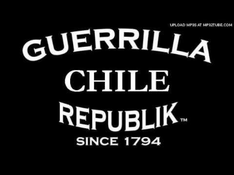 GUERRILLA REPUBLIK CHILE ~ SOLDIER KARAJO