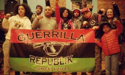 GUERRILLA REPUBLIK WORLDWIDE