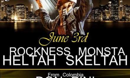 ROCKNESS MONSTAH ( HELTAH SKELTAH ) JUNE 3RD WITH LA CONEKTA NYC