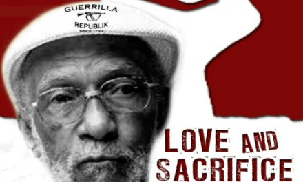 GUERRILLA REPUBLIK LOVE AND SACRIFICE – VOLUME 5