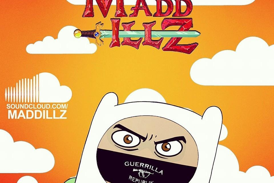 MADD ILLZ Adventure Time