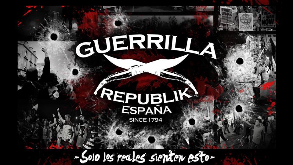 Guerrilla Republik España (Prod. Dash Shamash)