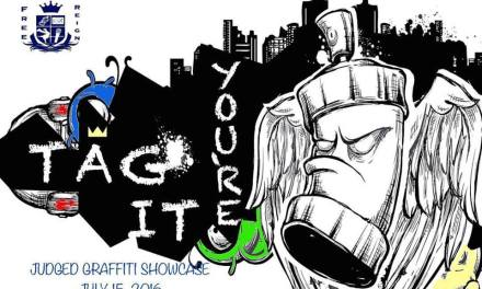 3RD ANNUAL FREE REIGN HIP HOP CULTURAL ART FESTIVAL: B-BOY/GIRL GRAFFITI COMPETITION