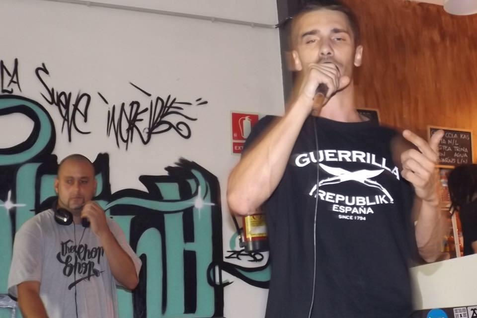Fuego – Ronin Gryn feat André Magreen (GREP ESPAÑA-BRAZIL) VIDEOLYRICS