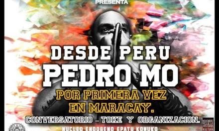 GUERRILLA REPUBLIK VENEZUELA PRESENTA DESDE PERU PEDRO MO