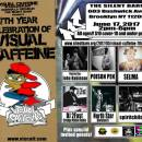 VISUAL CAFFEINE IN ASSOCIATION WITH GUERRILLA REPUBLIK PRESENTS : 7TH YEAR CELEBRATION OF VISUAL CAFFEINE