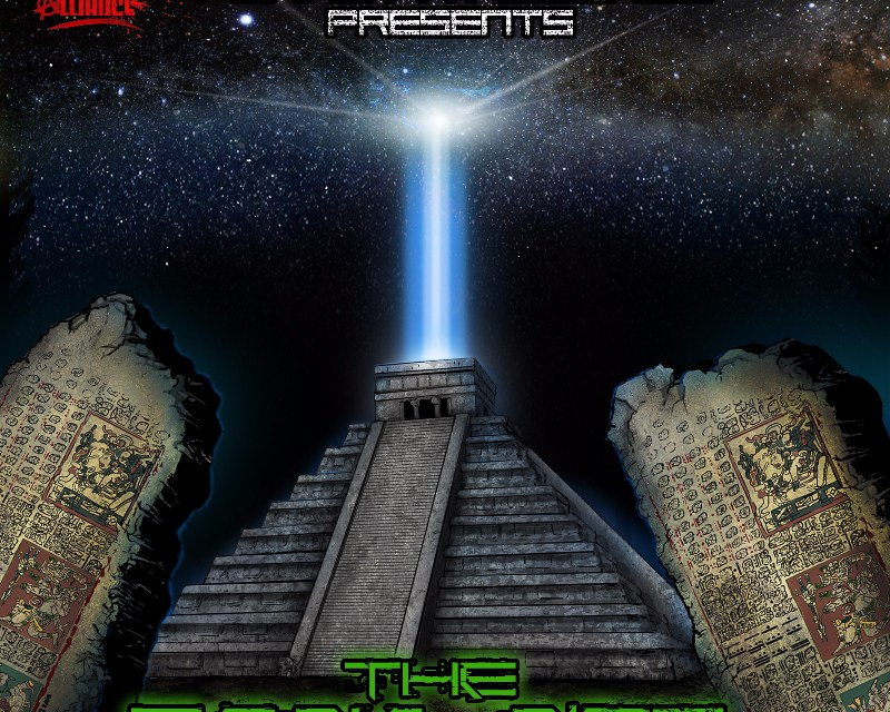 PLANET X RECORDS PRESENTS : THE DARK RIFT