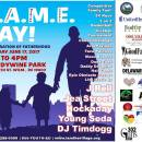 G.A.M.E. DAY A CELEBRATION OF FATHERHOOD ON KINGZ DAY JUNE 17TH @ BRANDYWINE PARK