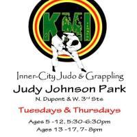 KREATIVE MINDS, INC PRESENTS : INNER-CITY JUDO & GRAPPLING @ JUDY JOHNSON PARK