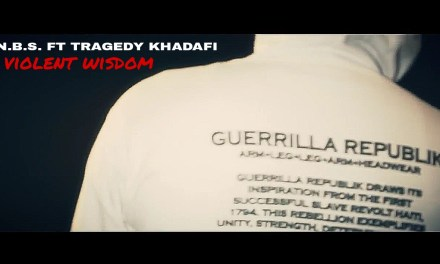 "N.B.S. Feat. Tragedy Khadafi – ""Violent Wisdom"" prod. by DJ Tray (Official Video)"