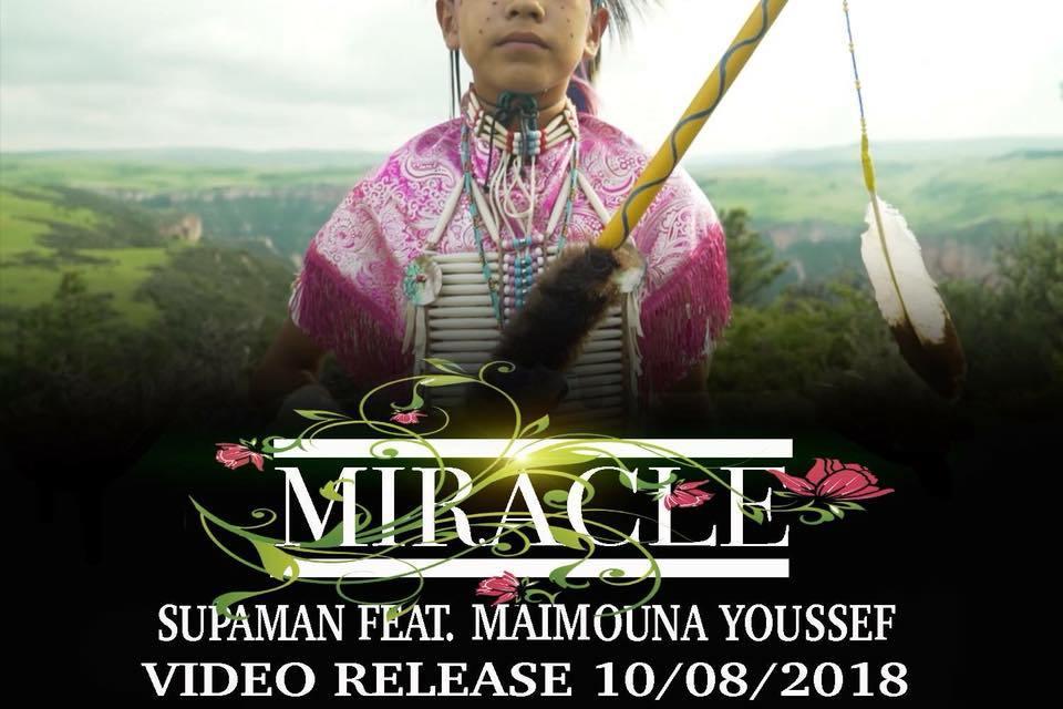 Supaman – Miracle feat. Maimouna Youssef