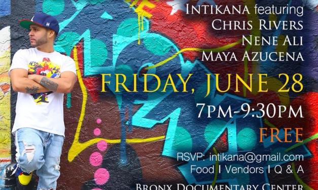 INTIKANA PRODUCTIONS PRESENTS : LISTENING PARTY FOR ALKALINE VENOM JUNE 28TH