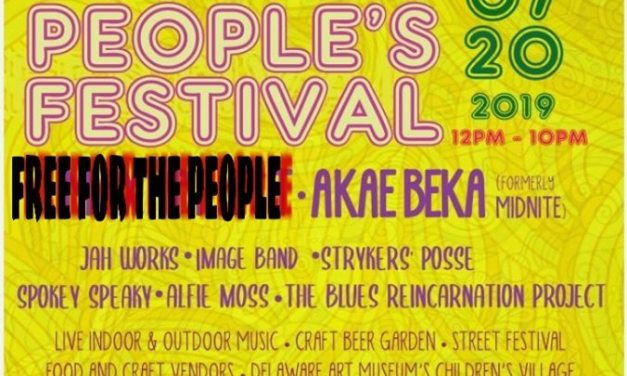 THE 25TH ANNIVERSARY : PEOPLE'S FESTIVAL ( TRIBUTE TO BOB MARLEY ) 7/20/19 FREE FOR THE PEOPLE