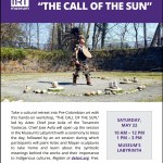 THE CALL OF THE SUN
