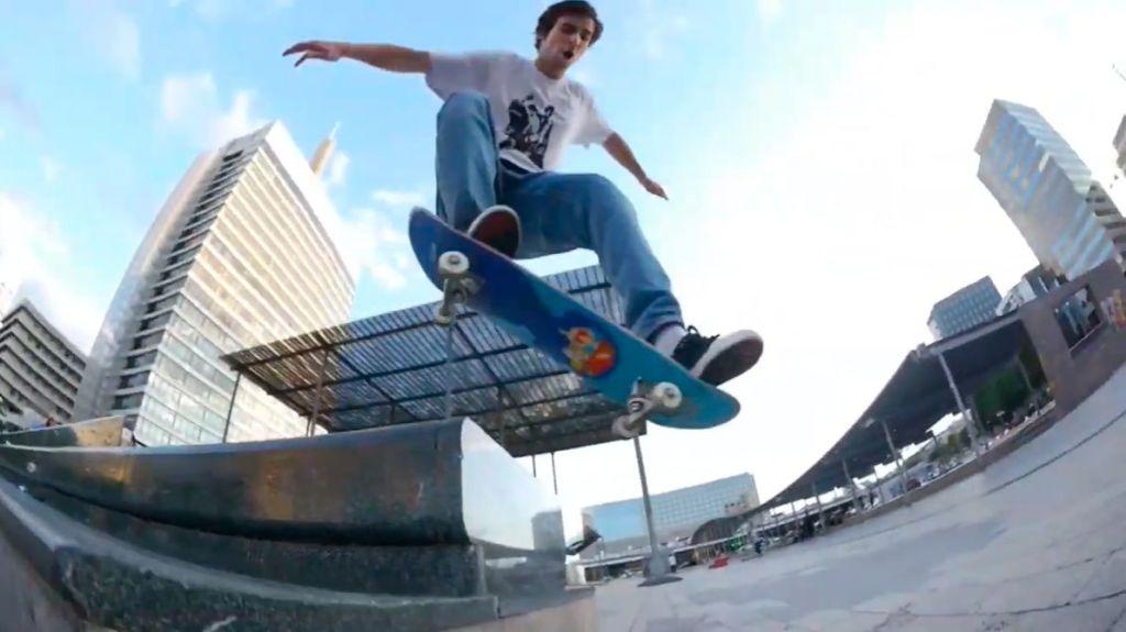 Guerrilla Skatezine Skateboard Fanzine From Sevilla