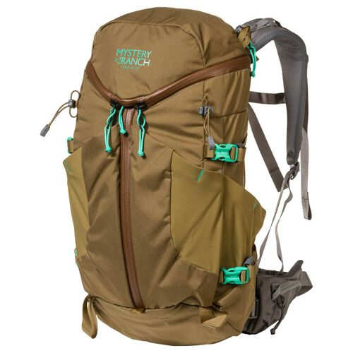 MYSTERY RANCH Women's Coulee 25 Daypack Rucksack XS/S 56 cm, braun