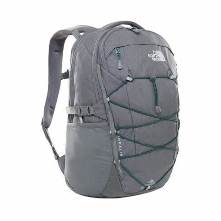 "The North Face Rucksack ""Borealis"" mit Laptopfach, 28 l, Zincgrydarkheathr/Evergrn [T6Q]"