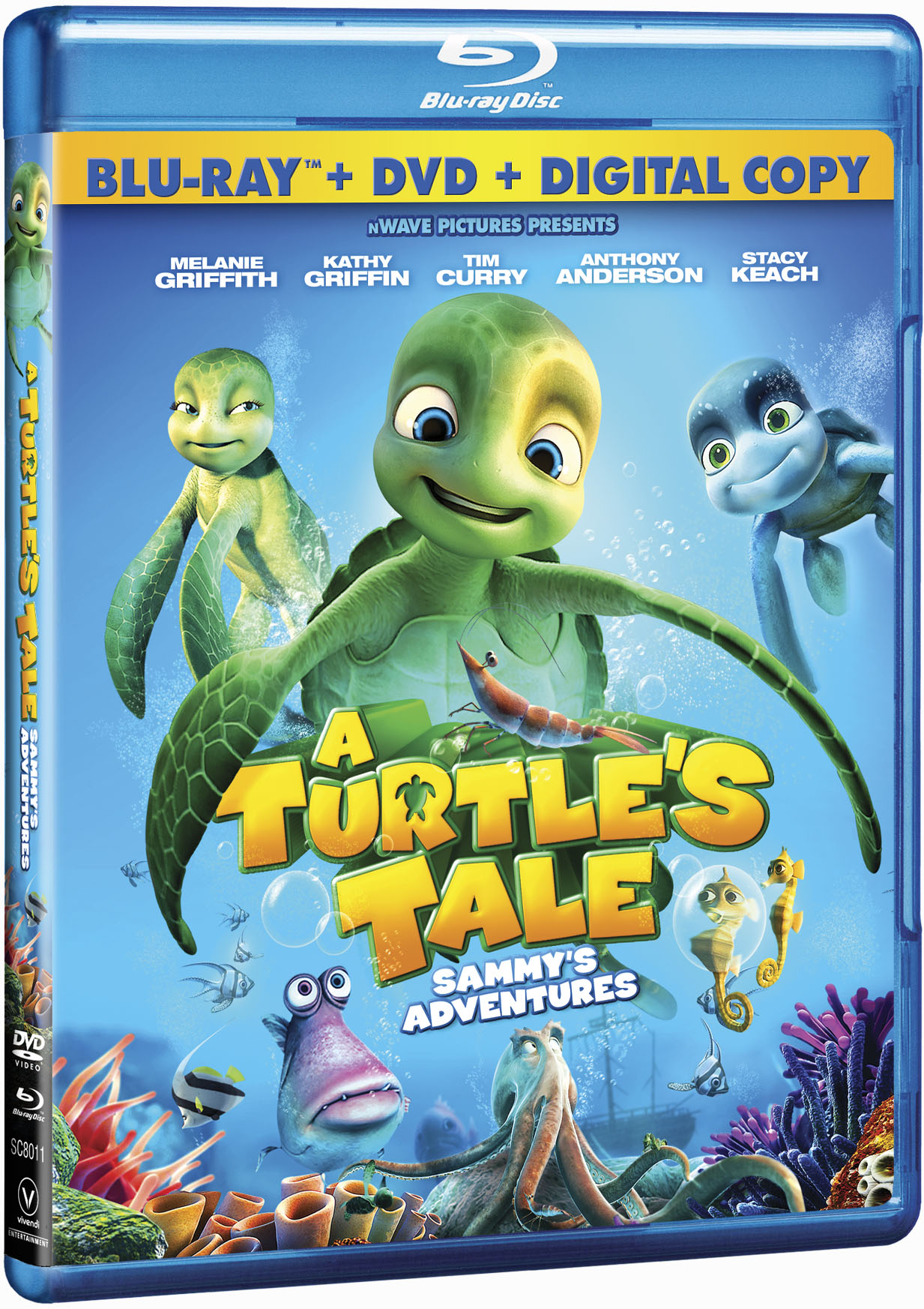 A Turtle S Tale Sammy S Adventures Review