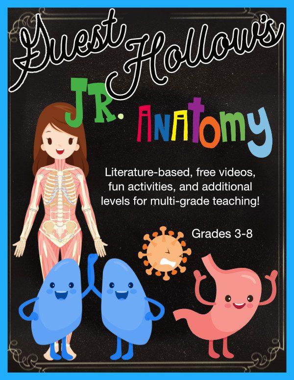 Guest Hollow's Jr. Anatomy Curriculum