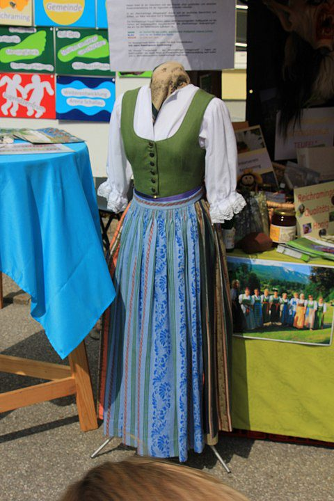 Dirndl - a traditional dress