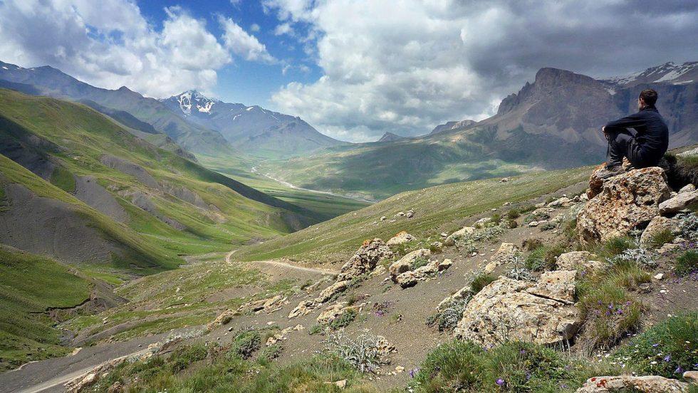 Azerbaijan landscape