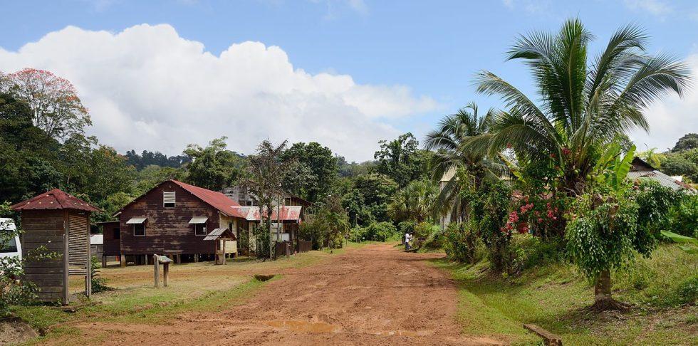 Saul, French Guiana
