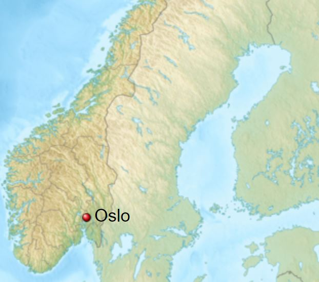 Oslo is the capital of Norway.